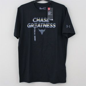 Under Armour x Project Rock Greatness T-Shirt F429